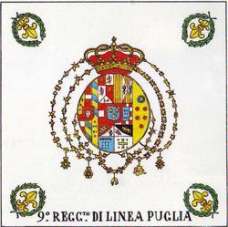 """9° Reggimento """"Puglia """""""