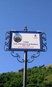 inaugurazione piazza francesco II 2