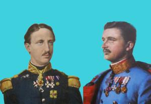 Francesco II e Beato Carlo