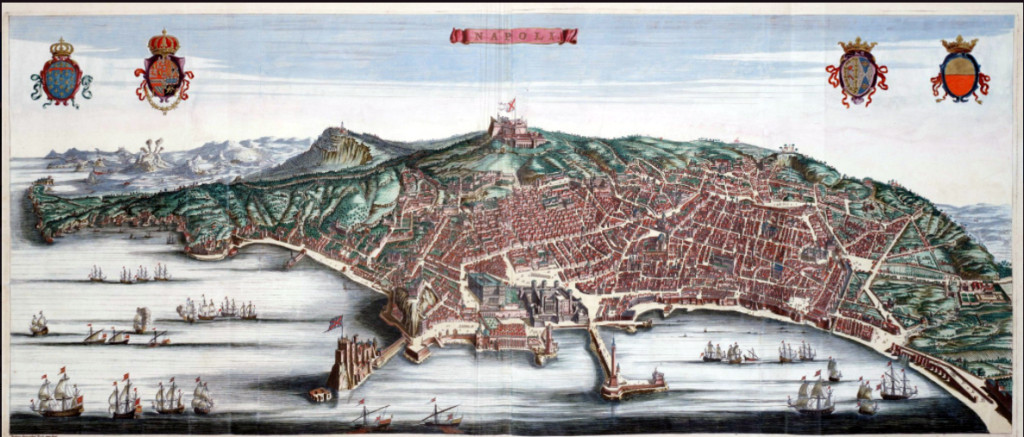 Isolotto di San leonardo-1663