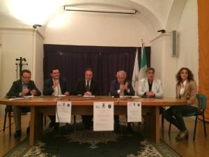 Fiore e De Crescenzo san nicola con i relatorii 2