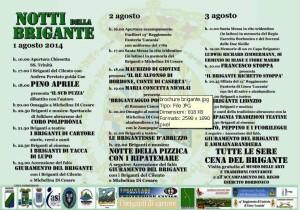 Abruzzo notte del brigante 2014
