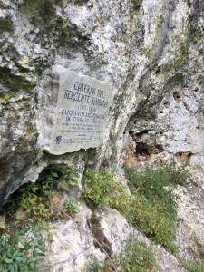 caverna sergente romano