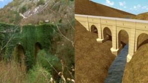 ponte borbonico a durazzano