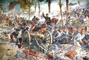 dipinto-battaglia-del-volturno