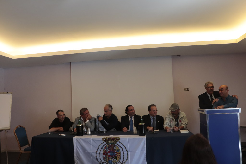 Raduno CDS 2019 sindaco e conferenzieri