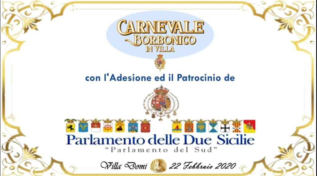 parlamento carnevale